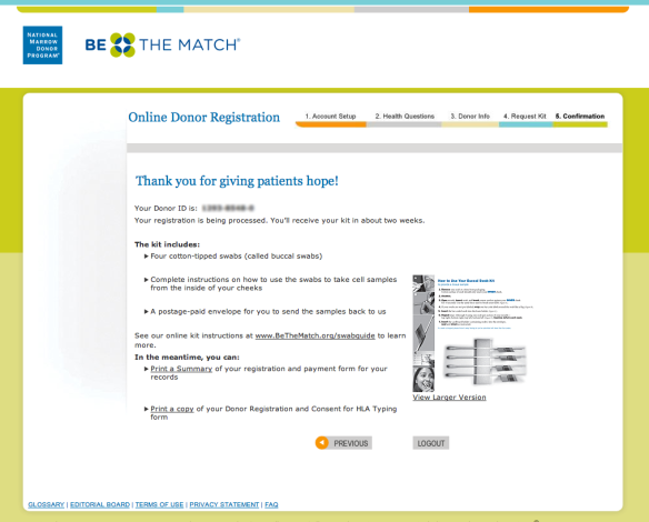 Step 1: Register