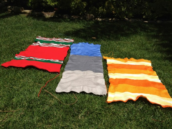 Sue CA 12for2012 Yarn Bomb
