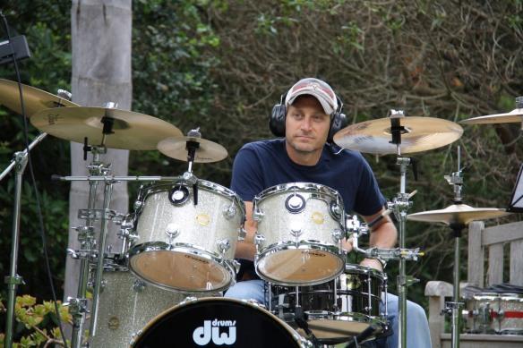 Duneier on Drums