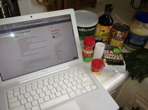 Following a recipe from myplantbasedfamily.wordpress.com/