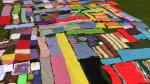 400 Square Feet of Yarn